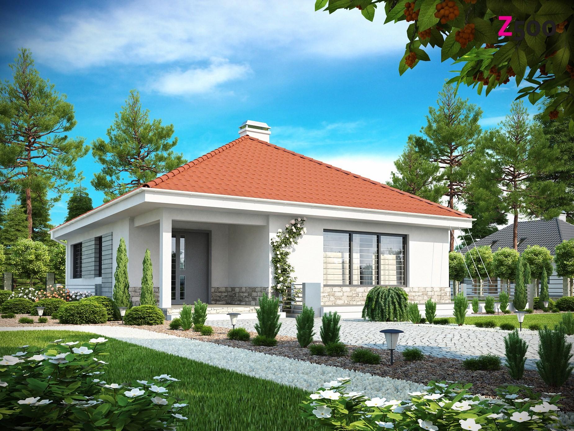 Дизайны небольших домов 120 кв