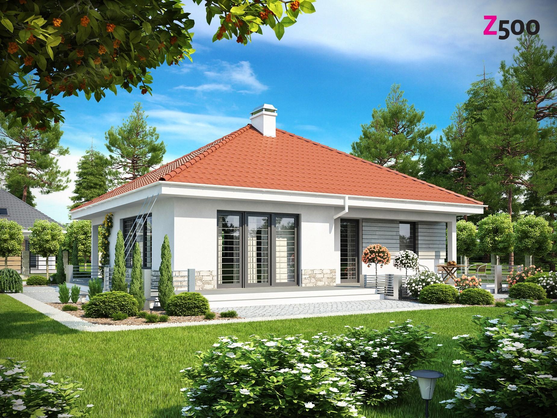 Готовый дизайн дома