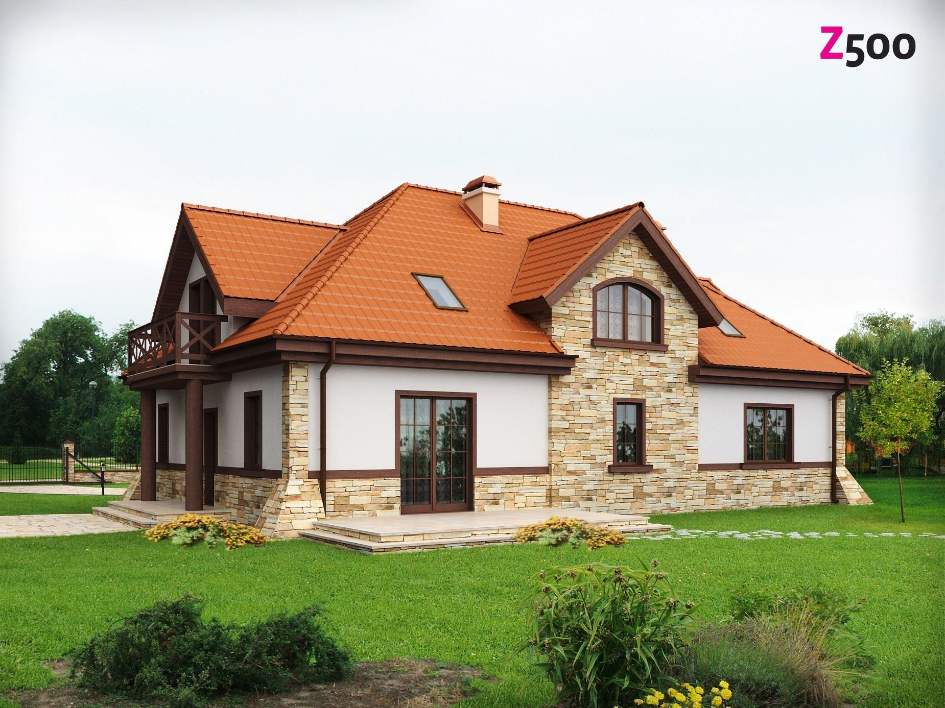 Проекты семейный домов 5 фотография