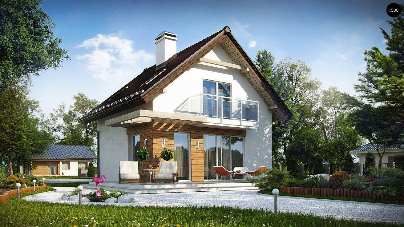 Фото маленькие частные дома