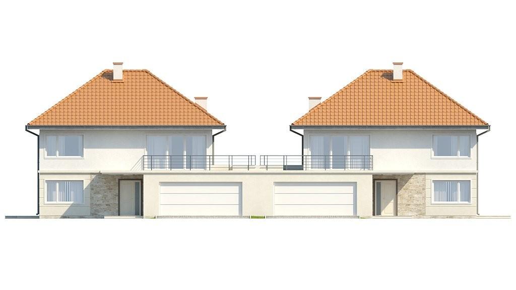 Как сделать дом на две семьи 741