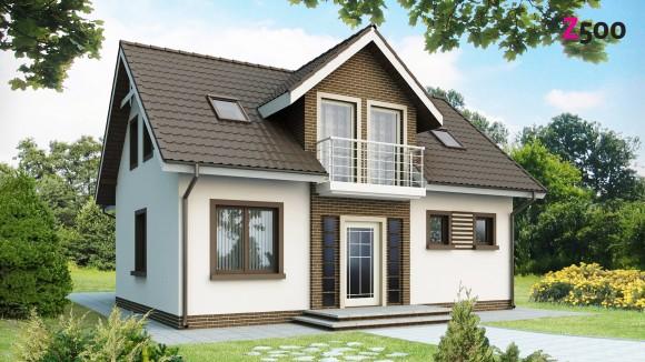 Z13 - польский проект дома