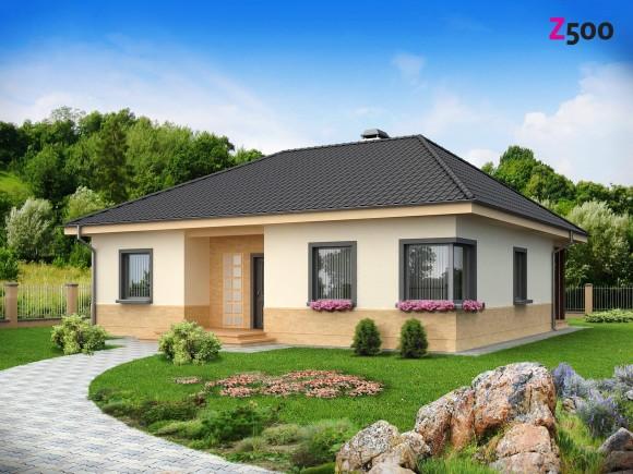 Проект частного дома в Минске