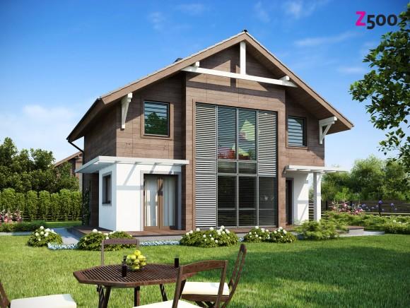 готовый проект дома из керамоблоков Беларусь
