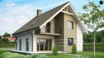 Z62 проект современного дома из газосиликатных блоков