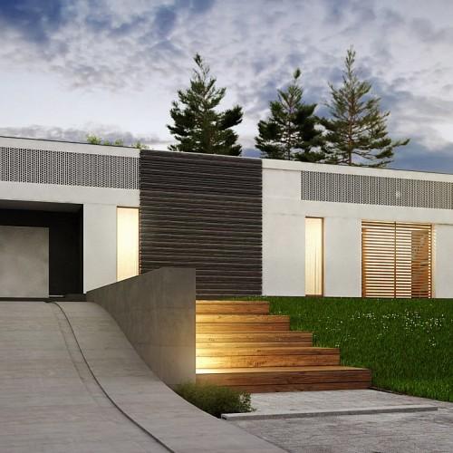 Проект дома Z500 2015