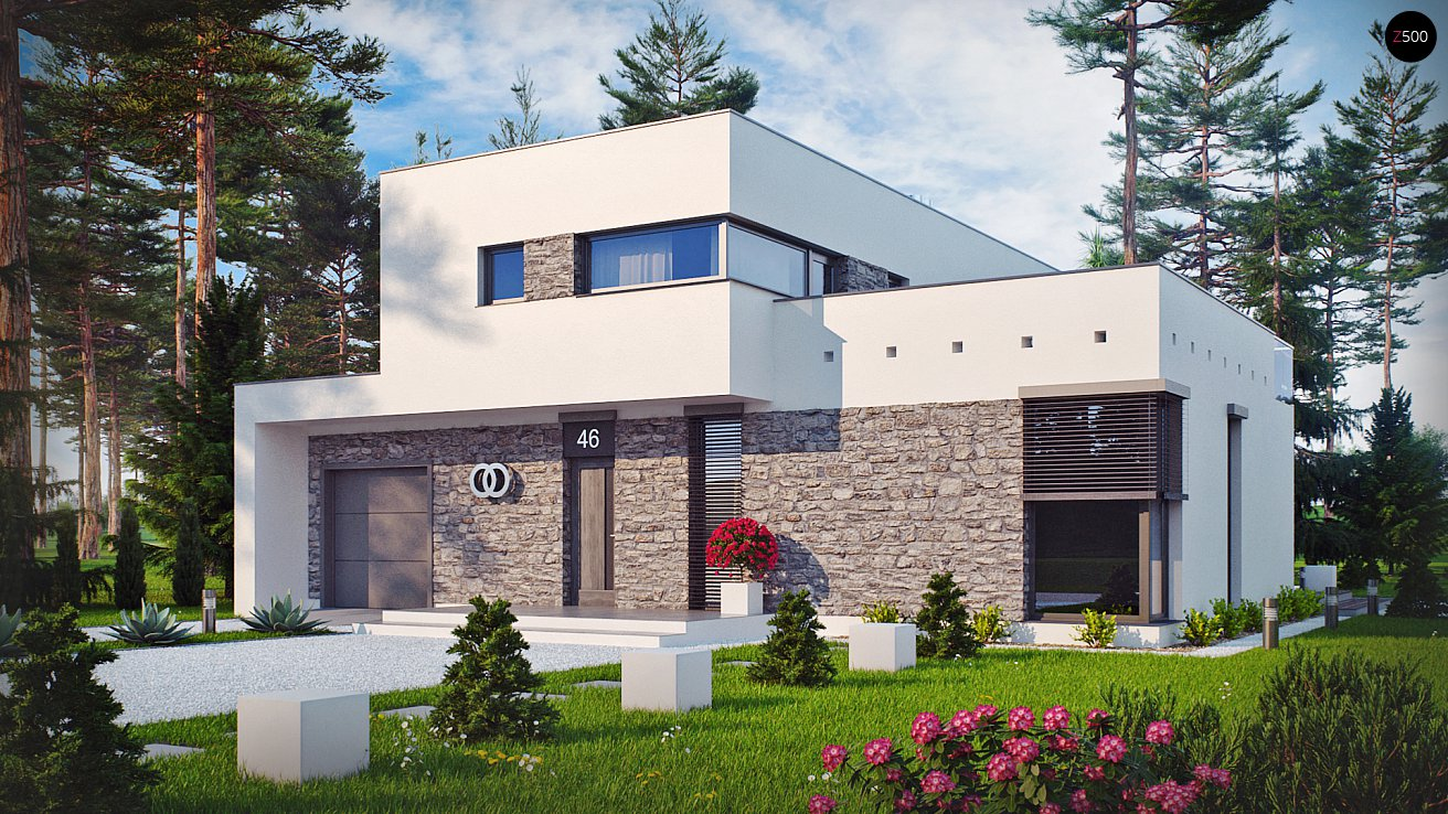 фото готовых дизайн проектов квартир