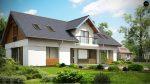 Купить готовый проект дома в Бресте