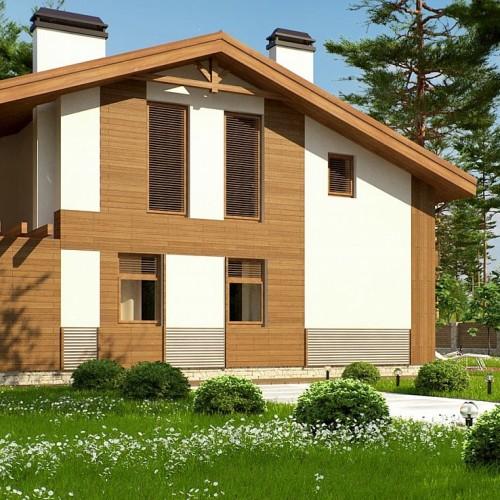 Проект бани с комнатами отдыха в Минске