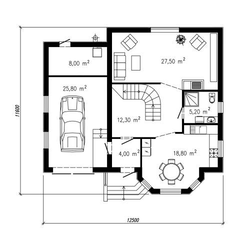 план-1-этажа