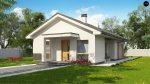 Проект дома для узкого участка в Минске