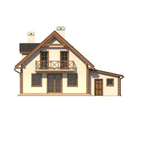 Фасад дома Z1 GL 3