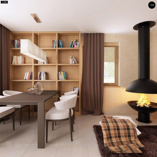 Фото интерьера дома Z1 GL 3