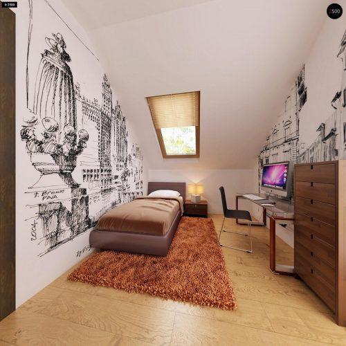 Фото интерьера дома Z1 GL 14