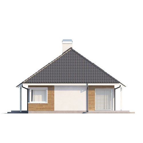 Фасад дома Z105 3
