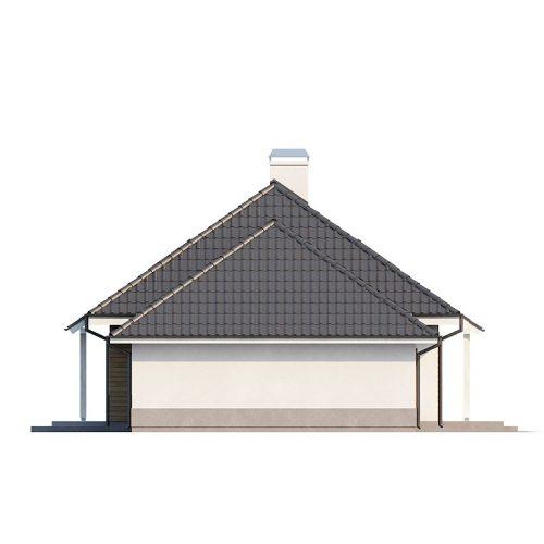 Фасад дома Z105 4