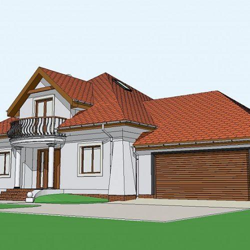 Фото проекта дома Z109 GP2 вид 2