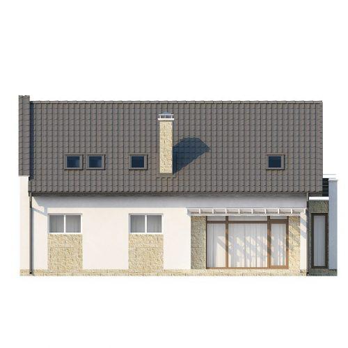 Фасад дома Z110 2