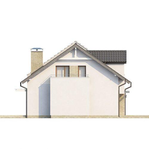 Фасад дома Z110 3