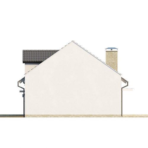 Фасад дома Z110 4