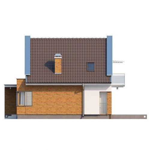 Фасад дома Z112 4