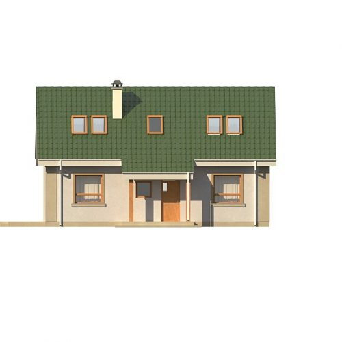 Фасад дома Z12 P 1