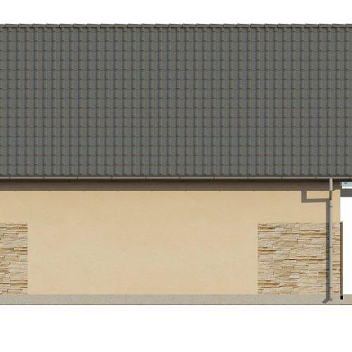 Фасад дома Z134 3
