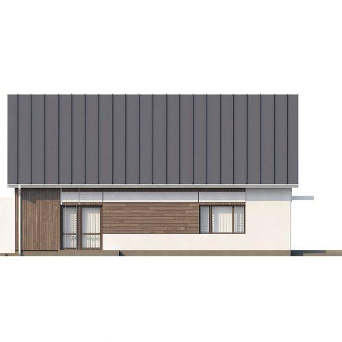 Фасад дома Z142 2