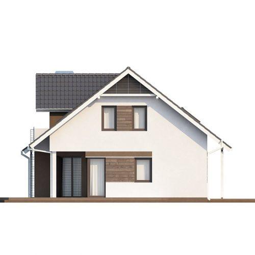 Фасад дома Z160 2