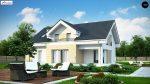 Фото проекта дома Z160 A GP вид с улицы