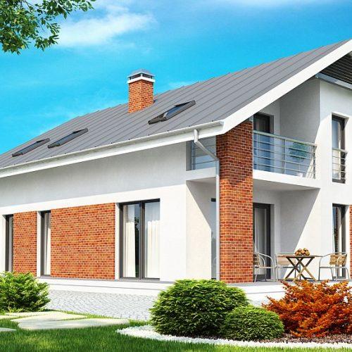 Фото проекта дома Z161 вид 2