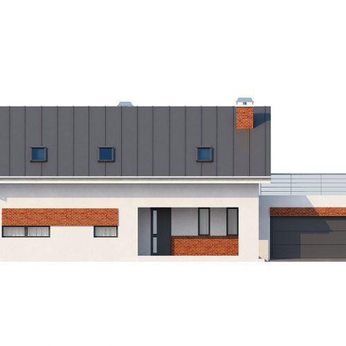 Фасад дома Z161 1