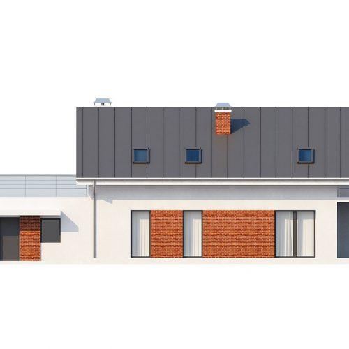 Фасад дома Z161 3