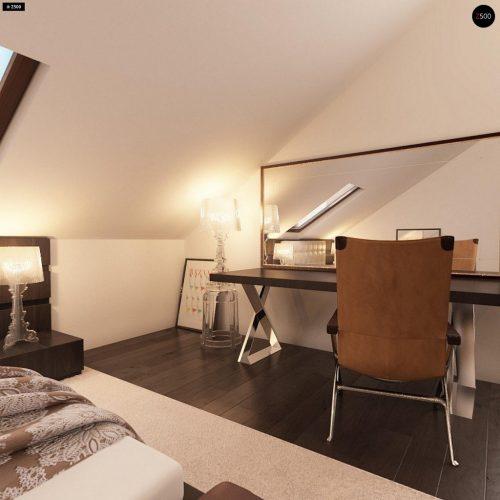 Фото интерьера дома Z164 10