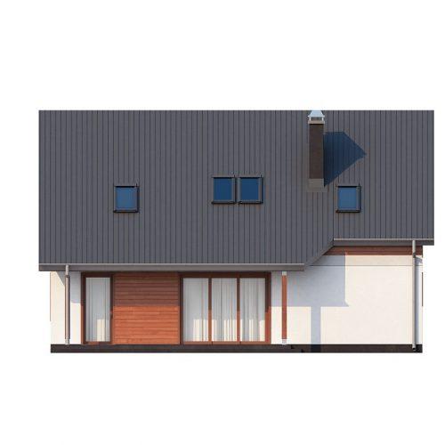 Фасад дома Z164 3