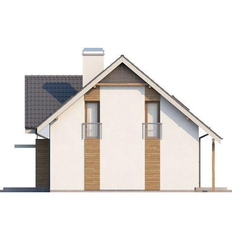 Фасад дома Z170 2