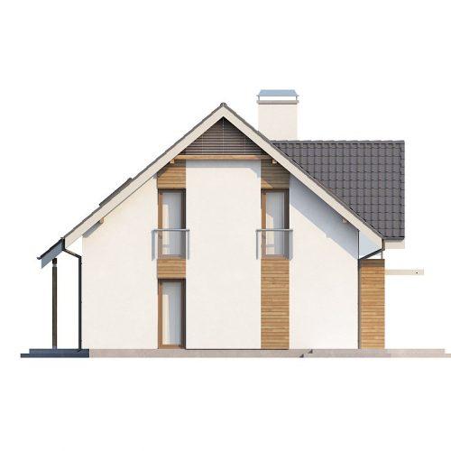 Фасад дома Z170 4