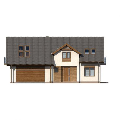 Фасад дома Z172 GL2 1