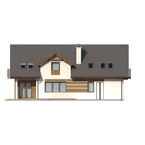 Фасад дома Z172 GL2 3