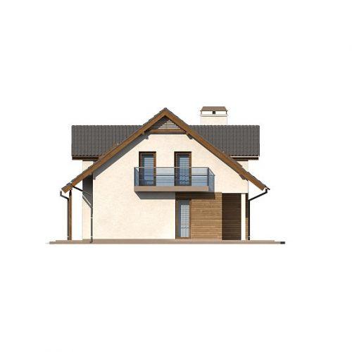 Фасад дома Z172 GL2 4