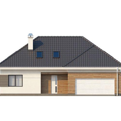 Фасад дома Z173 1