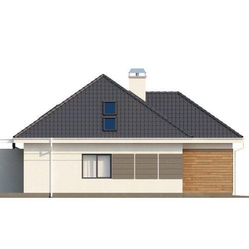 Фасад дома Z173 2