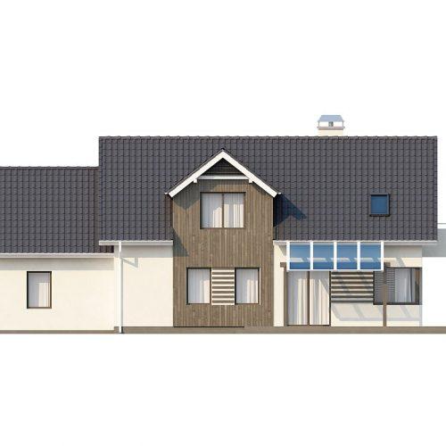 Фасад дома Z175 3