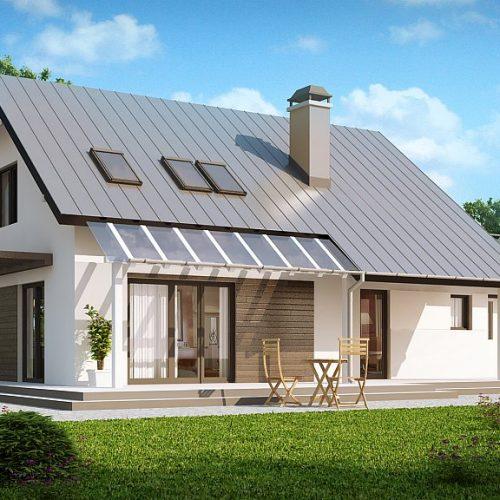Фото проекта дома Z179 вид 2