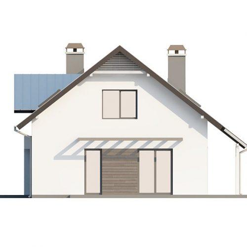 Фасад дома Z179 2
