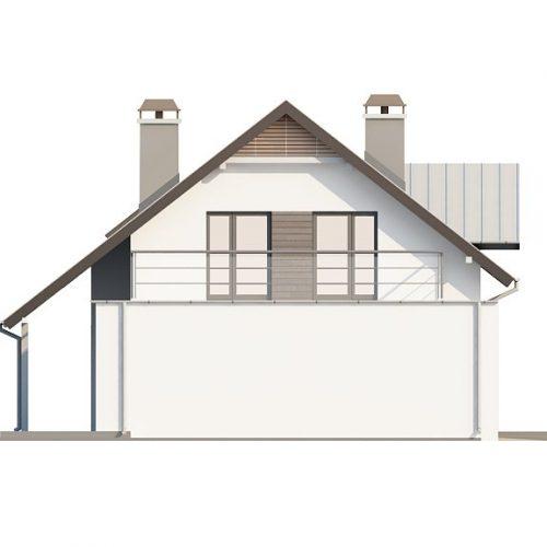Фасад дома Z179 4