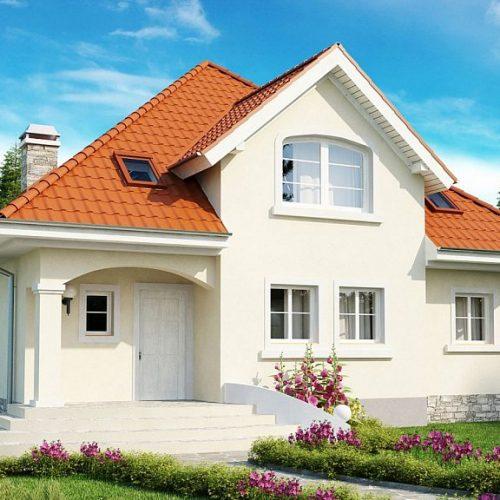 Фото проекта дома Z18 dk вид 2