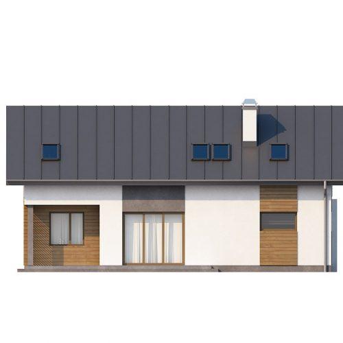 Фасад дома Z188 2