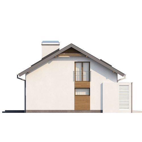 Фасад дома Z188 3