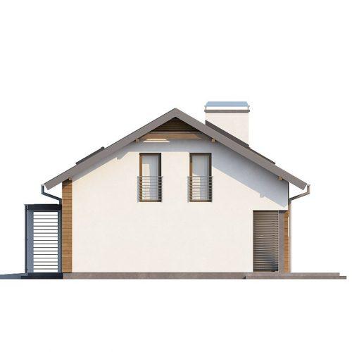 Фасад дома Z188 4